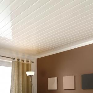 faux plafond pvc d corama. Black Bedroom Furniture Sets. Home Design Ideas