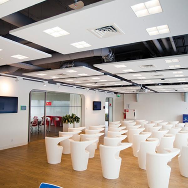 Placoplatre : Faux plafond placoplatre décorama
